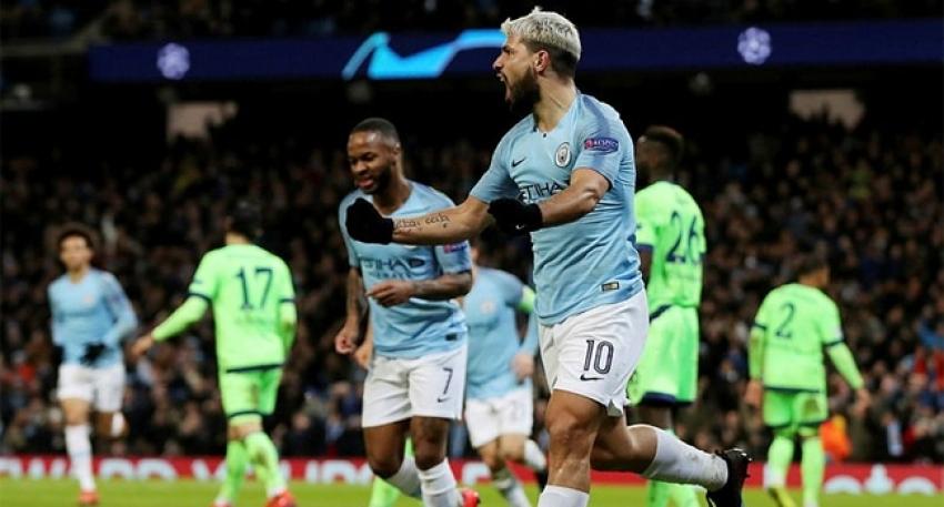 Manchester City 7-0 Schalke