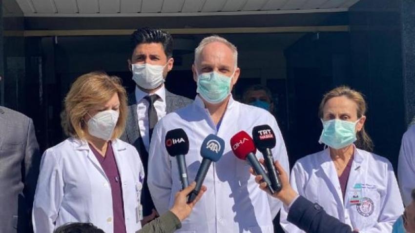 Rasim Öztekin'in sağlık durumuyla ilgili başhekimden açıklama