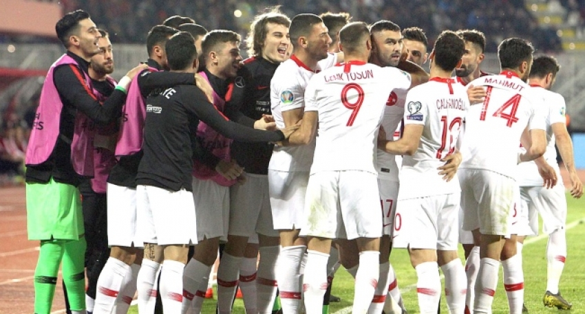 Arnavutluk 0-2 Türkiye
