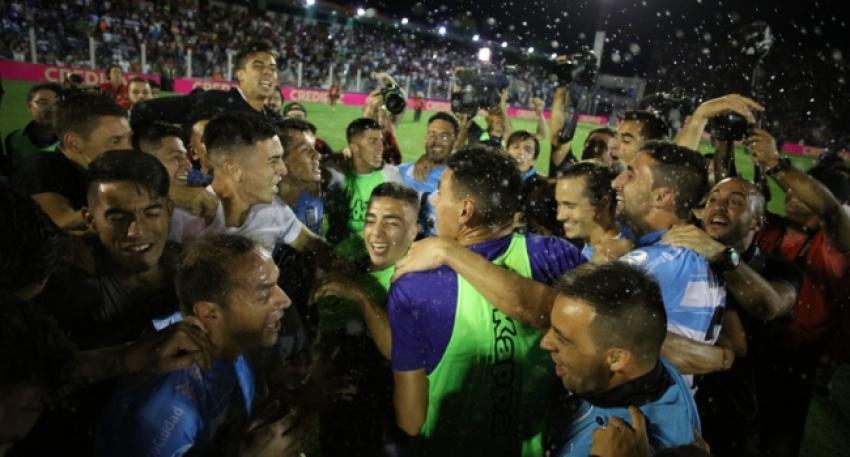 Arjantin'de şampiyon Racing