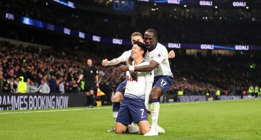 Tottenham yeni evinde siftah yaptı