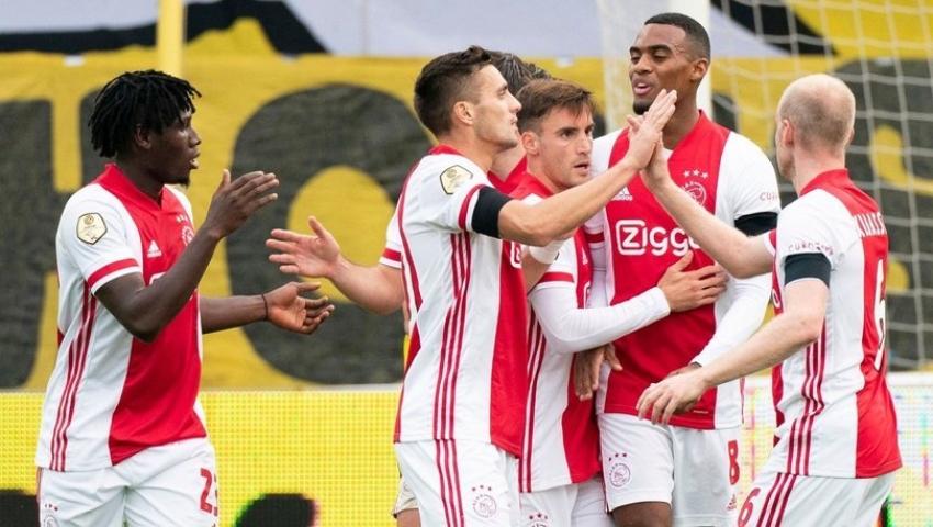 Ajax'tan tarihi rekor
