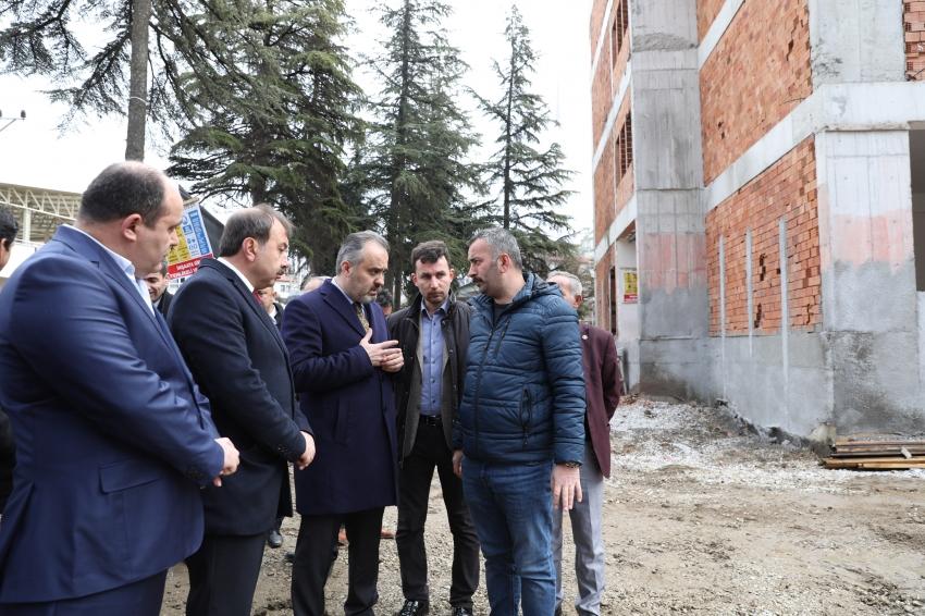 Bursa'da eğitim yatırımlarından taviz yok