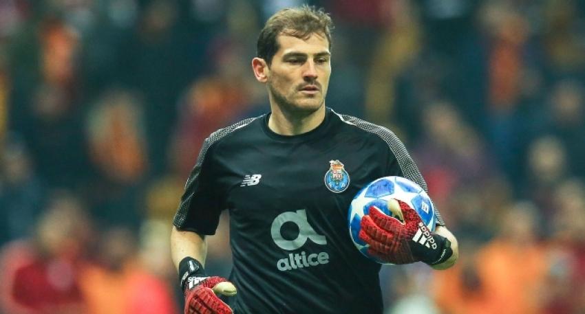 Iker Casillas, kalp krizi geçirdi.