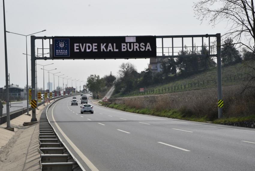 'Evde Kal Bursa'