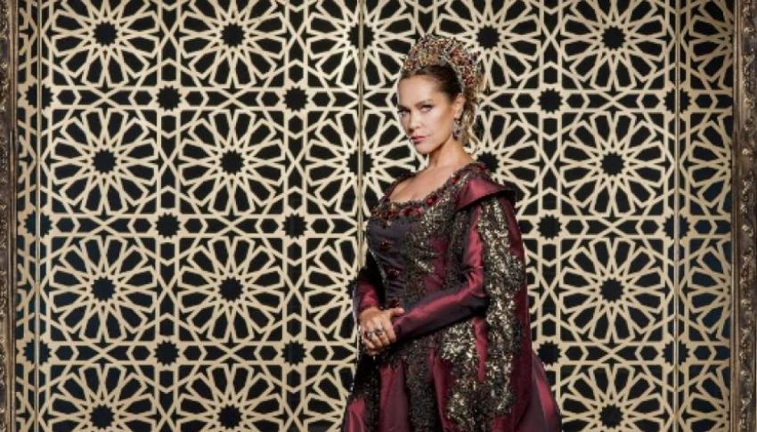 Safiye Sultan rolü Avşar kızının oldu