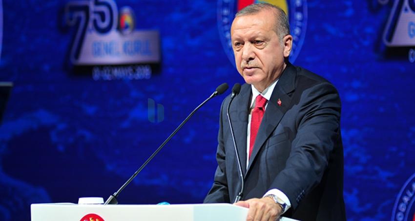 Cumhurbaşkanı Erdoğan: Türkiye her sınavdan gücünü arttırarak çıktı