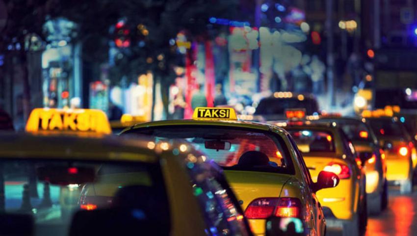 Pazartesi günü taksi 1 lira