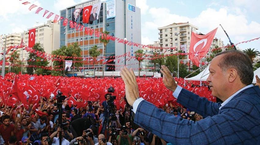 Erdoğan'dan Kılıçdaroğlu'na, 'Tavuk musun?
