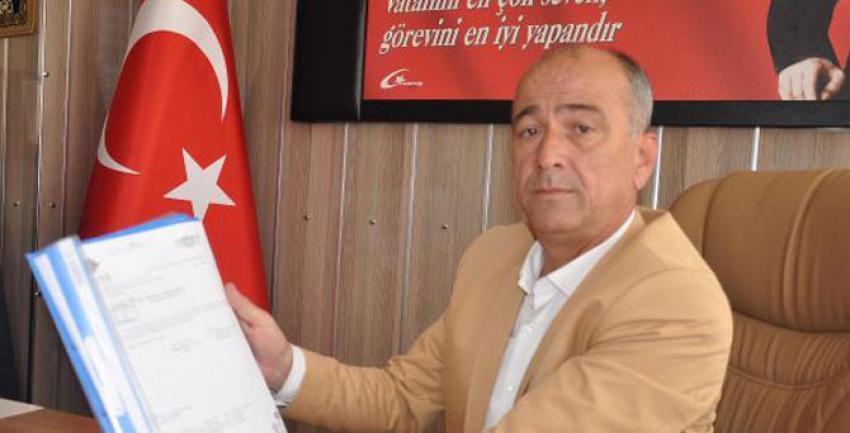 AKPartili eski başkana 2.9 milyon liralık yolsuzluk iddiası