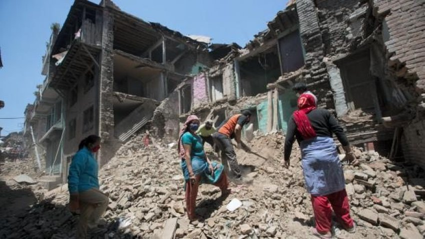 Nepal'den sevindiren haber