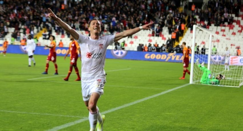 Sivasspor 4-3 Galatasaray