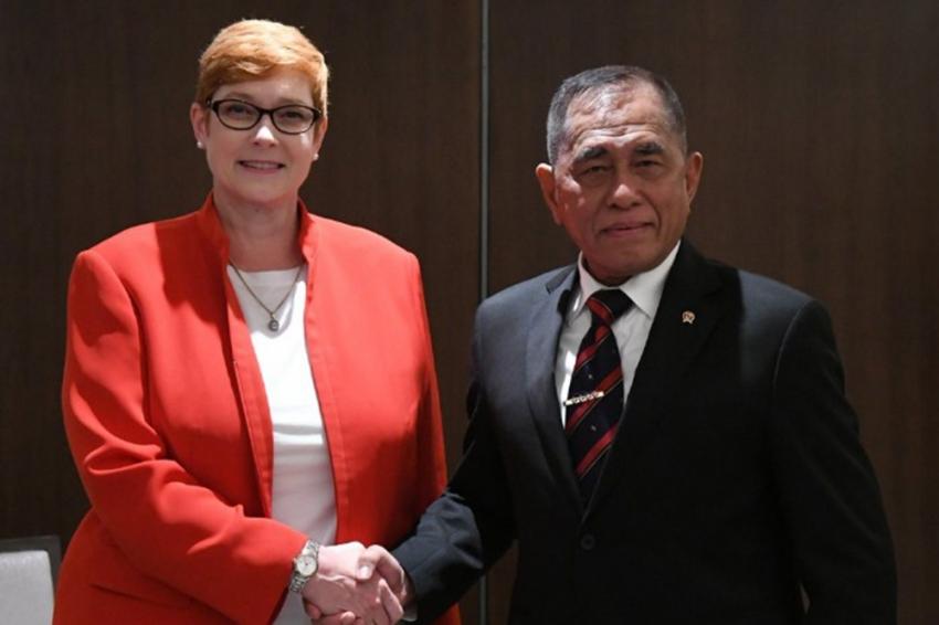 Avustralya ve Endonezya'dan işbirliği anlaşması