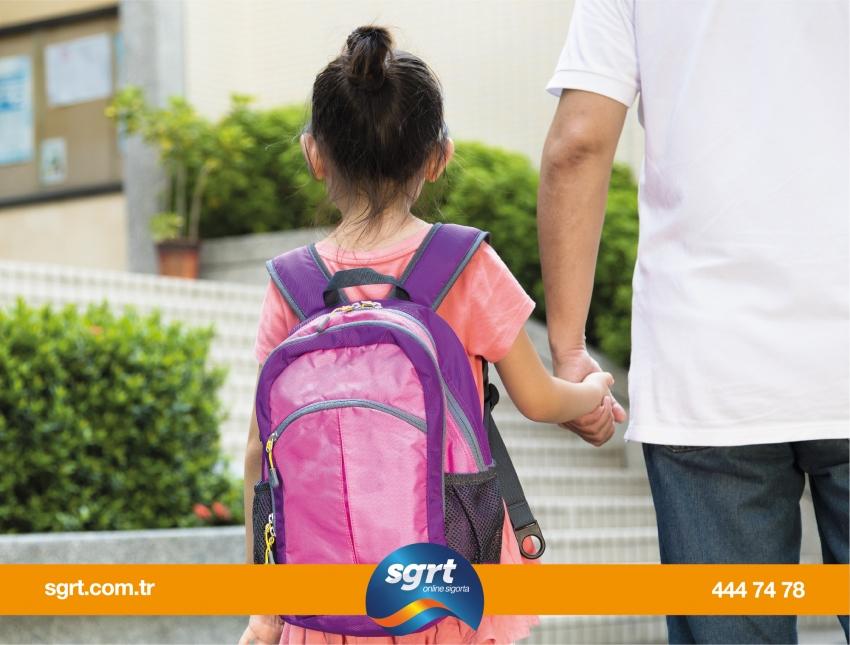 Okul çantası tehlikesine dikkat!