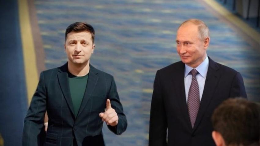 Ukrayna'dan Rusya'ya görüşme teklifi