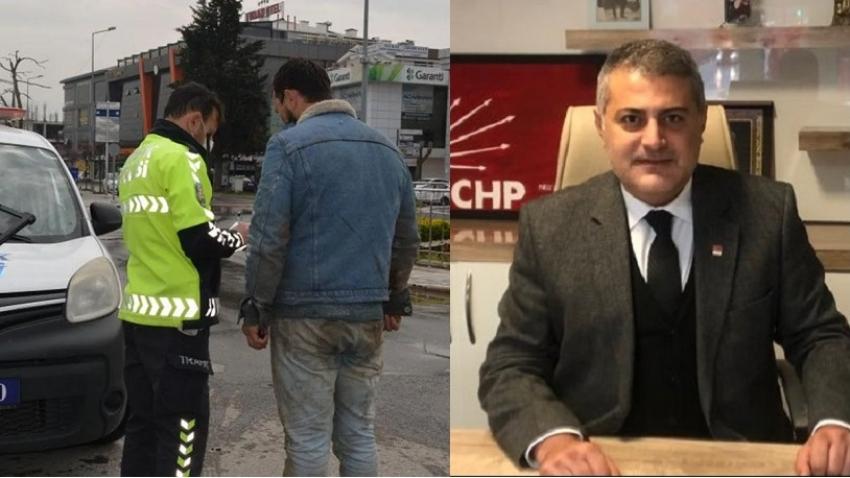 Kağıt toplayıcısına yazılan cezayı CHP Nilüfer ödeyecek