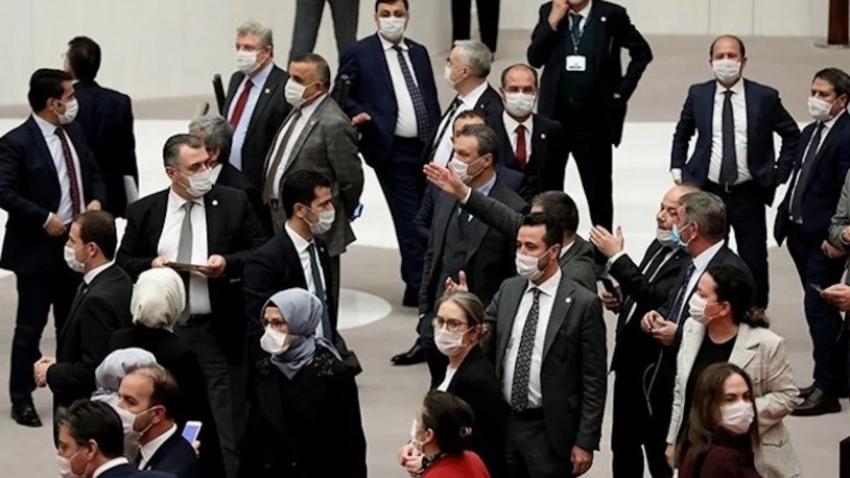 Belediyelerdeki insan kaçakçılığının araştırılması AK Parti ve MHP tarafından reddedildi