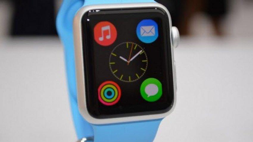 Apple Watch artık Türkçe