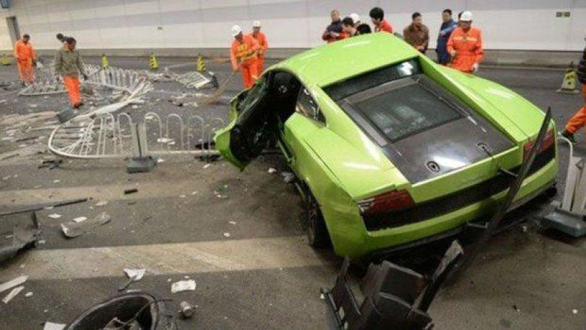 Ferrari ve Lamborghini sürücülerine hapis cezası