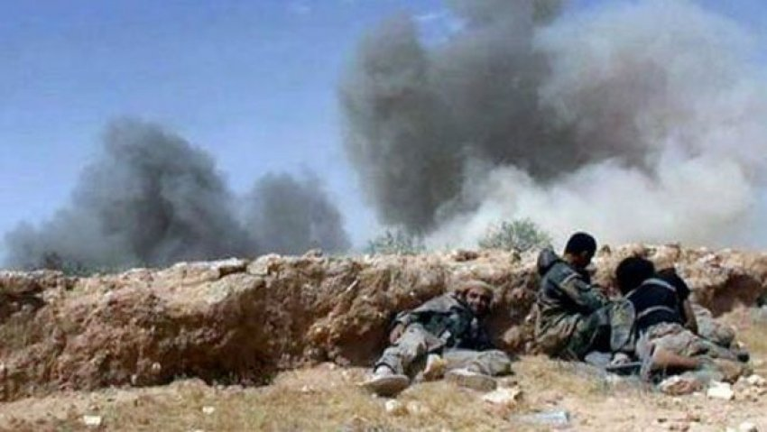 Suriye'nin Irak'la sınır kapısı kalmadı