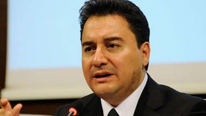 Ali Babacan'dan otomotiv eylemi açıklaması