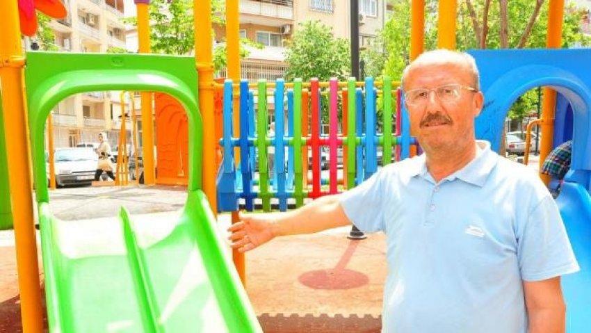 Çocuk parkında fuhuş