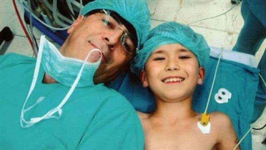 Ameliyat fotoğrafı bir anda fenomen oldu!