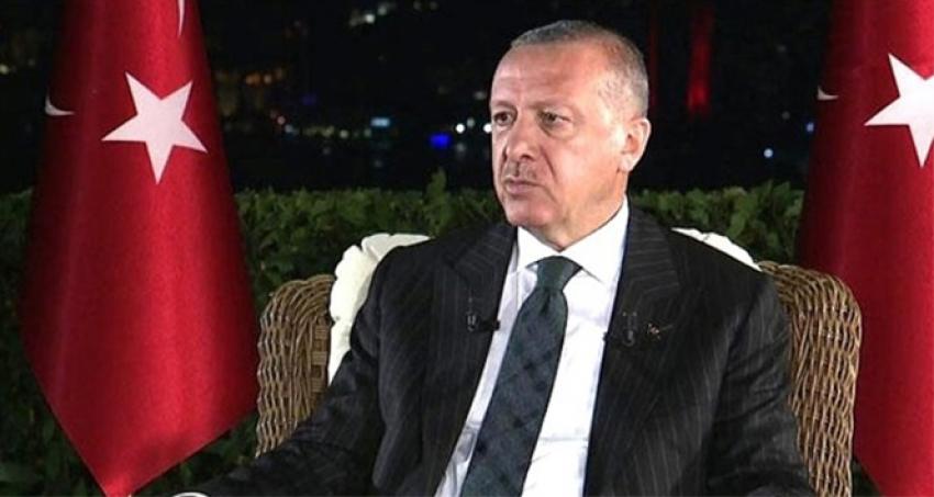 Cumhurbaşkanı Erdoğan'dan teröristbaşı Öcalan'ın çağrısına ilk yorum