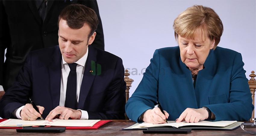 Merkel, Macron'dan aradığı desteği bulamadı