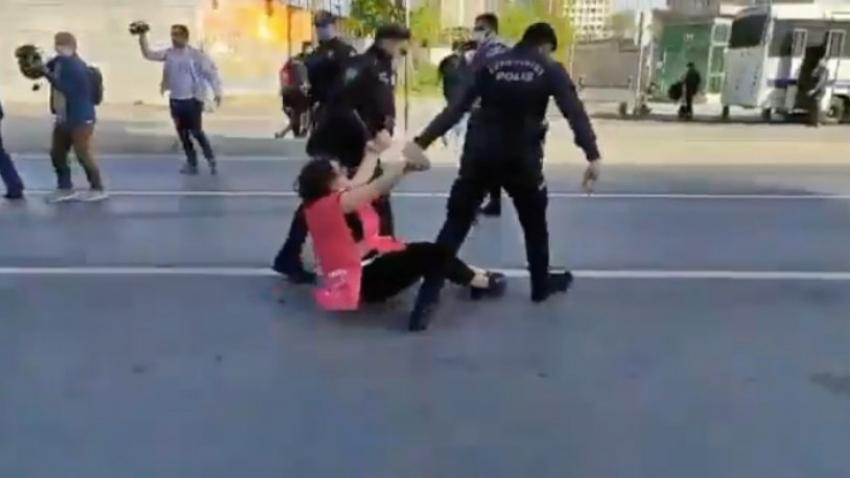 1 Mayıs kutlamalarında 60 gözaltı