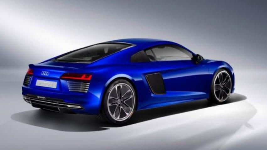 İşte Audi'nin sürücüsüz otomobili
