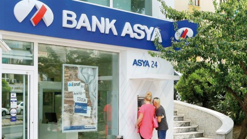 Bank Asya'da flaş gelişme