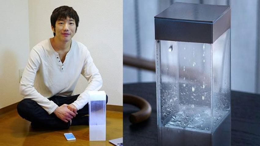 Japon mühendisten müthiş icat
