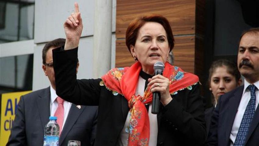 Meral Akşener'den AYM kararına tepki
