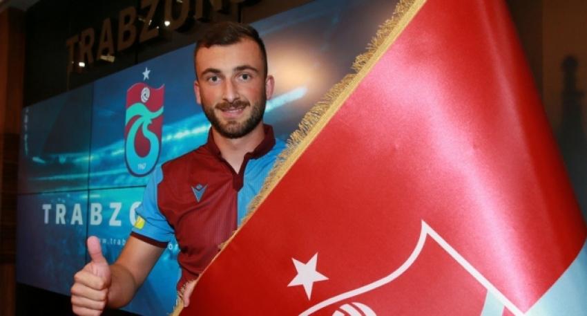 Trabzonspor Andusic'i açıkladı