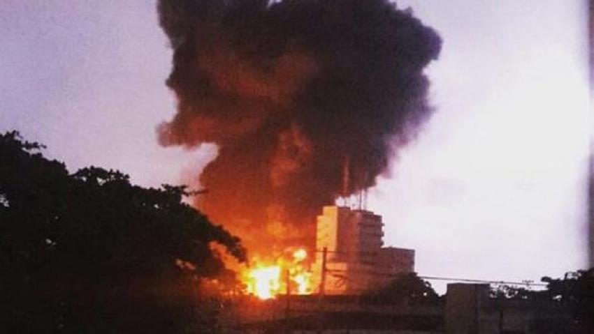 Benzin istasyonunda patlama: 78 ölü