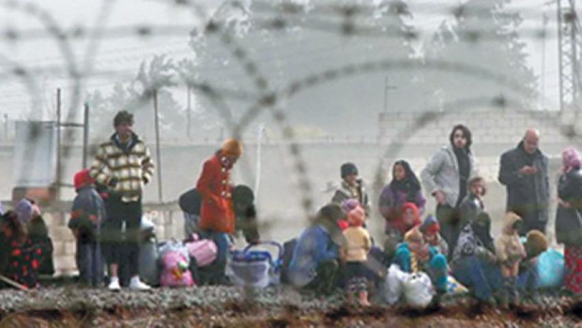 3 bin Suriyeli Türkiye'ye geçti