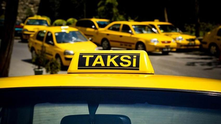 Taksilerde yeni dönem başlıyor