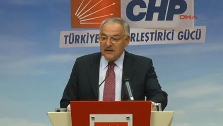 CHP'den önemli açıklamalar