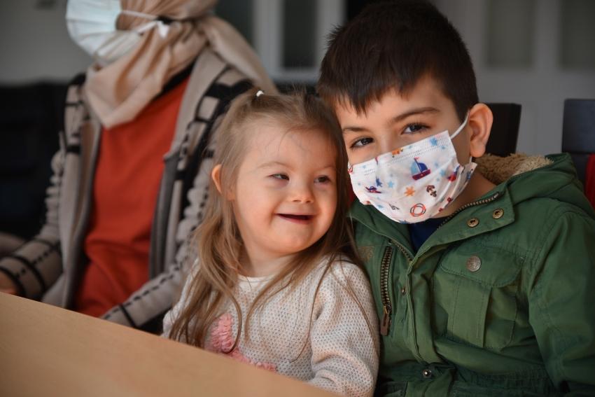 Bursa'da minik meleklerin yüzü artık daha fazla gülecek