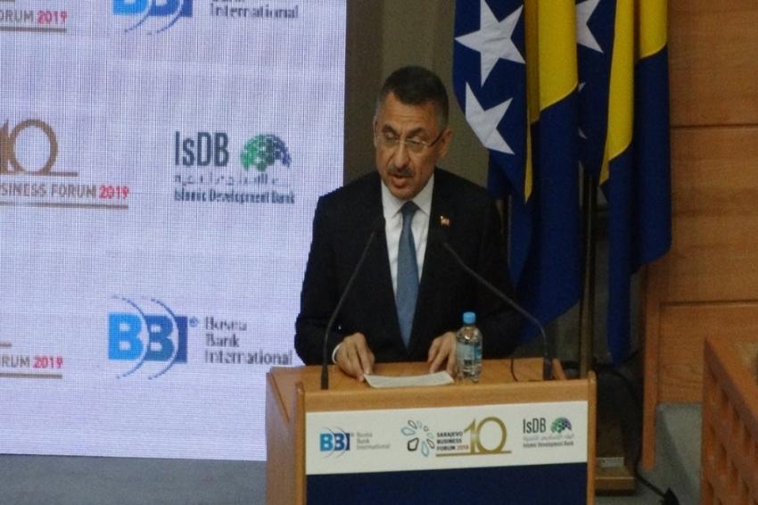"""""""Türkiye, bölgede güçlü ve güvenli bir liman olmaya devam edecek"""""""