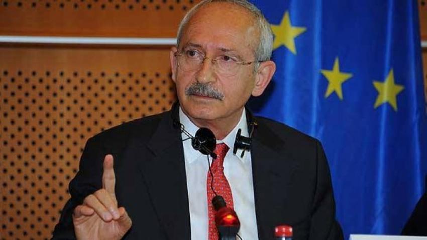 Kılıçdaroğlu'ndan Avrupa Birliği'ne 'tam üyelik' mesajı