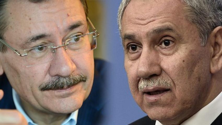 AK Parti'de sürpriz zirve!  Davutoğlu iki ismi ayrı ayrı çağırdı