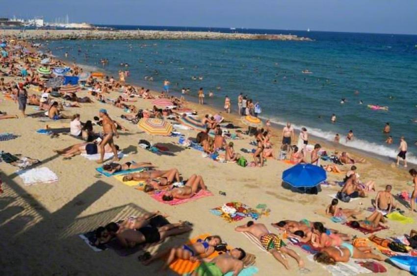 Barselona fazla turist istemiyor
