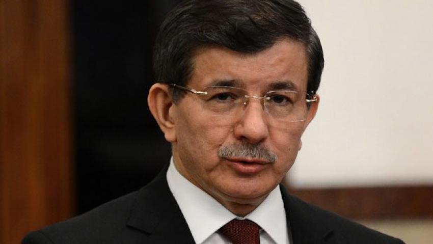 Davutoğlu seçimden sonra ilk kez canlı yayında