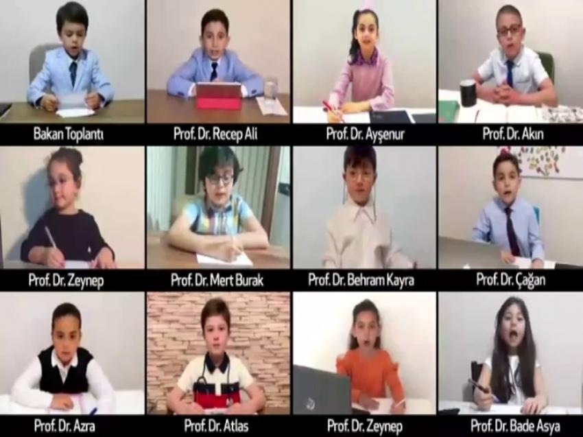 Bakan Koca, genç Bilim Kurulu üyelerinin mesajlarını paylaştı