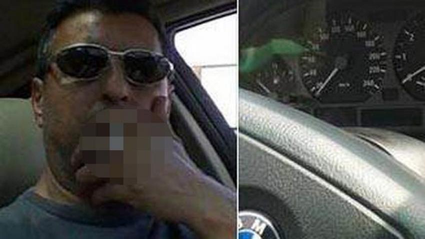 Cinayeti Facebook'ta duyurdu ve yaptı