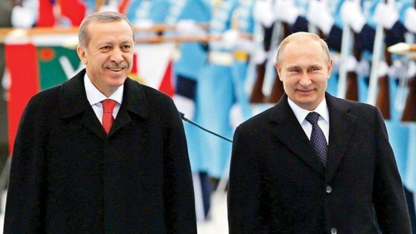 Erdoğan ve Putin ilk kez...