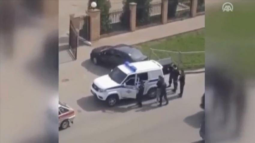 Rusya'daki okul saldırısının korkunç bilançosu