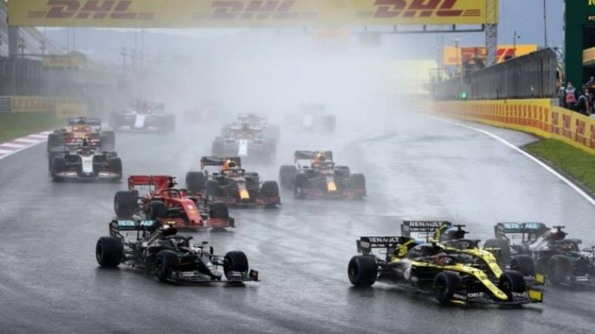 Şampiyonlar Ligi finali ardından bir darbe de Formula 1'den!